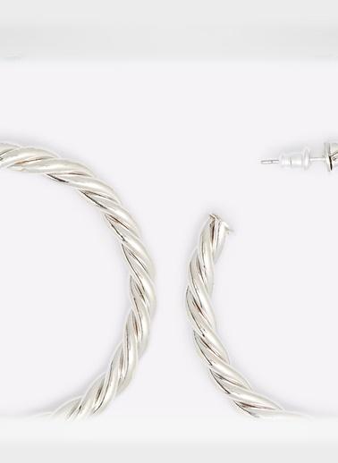 Aldo Aderima - Gümüş Kadin Küpe Gri